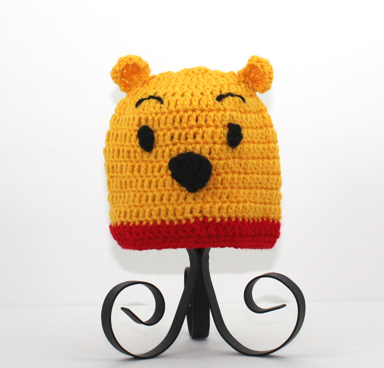 Pooh Bear Hat from Winnie the Pooh