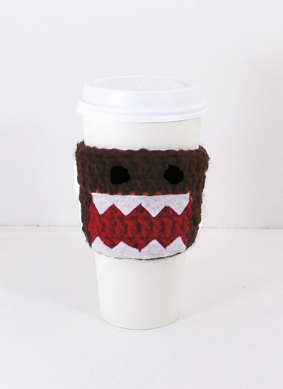 Anime Monster Cup Cozy