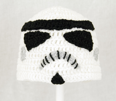 Storm Trooper Hat from Star Wars